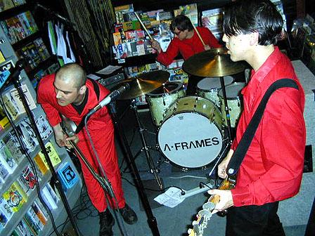 The A-Frames